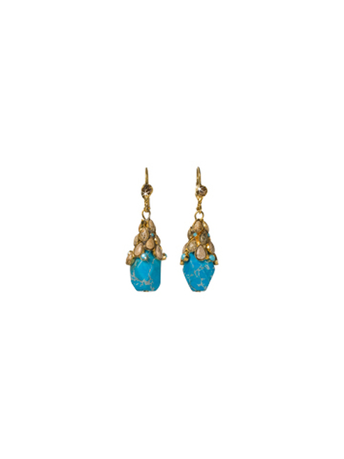Sorrelli AZTEC- Hidden Gem Earrings~ 4EH1BGAZT