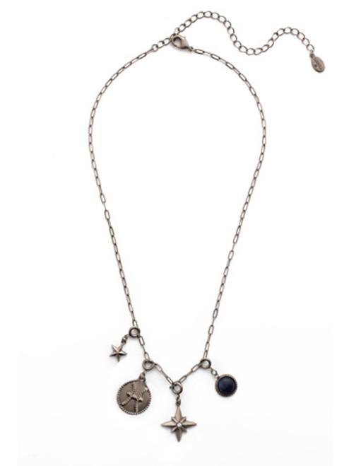 Sorrelli ZODIAC- Pisces Pendant Necklace~ 4NEU87ASIND