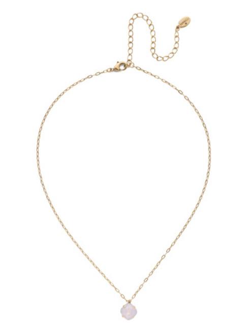 Sorrelli Essentials ROSE WATER- Siren Pendant Necklace~ NEP22AGROW