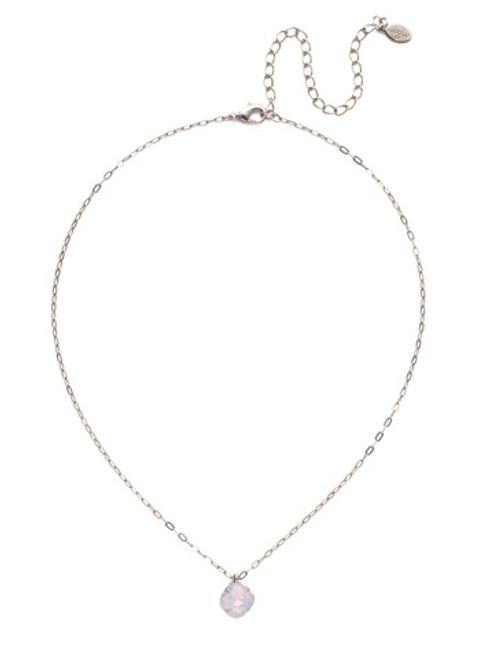 Sorrelli Essentials ROSE WATER- Siren Pendant Necklace~ NEP22ASROW