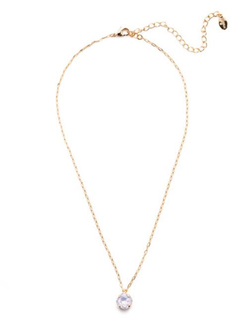 Sorrelli Essentials ROSE WATER- Siren Pendant Necklace~ NEP22BGROW