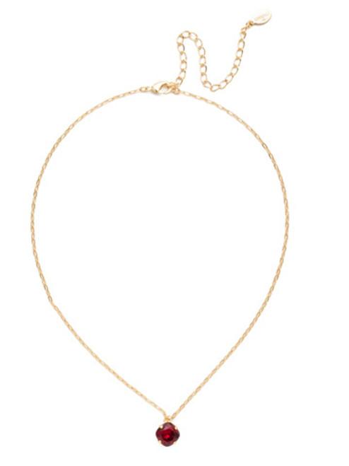 Sorrelli Essentials SIAM- Siren Pendant Necklace~ NEP22BGSI