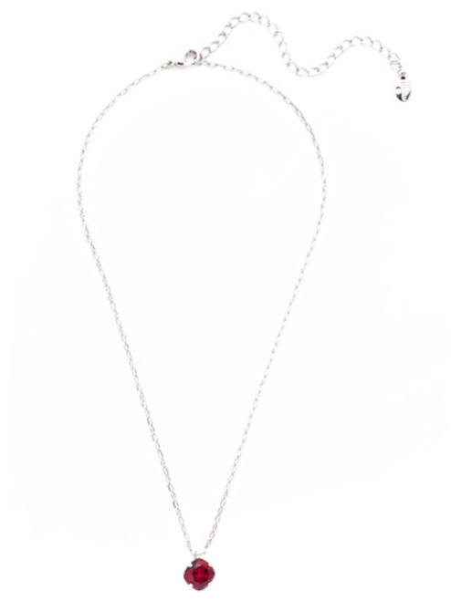 Sorrelli Essentials SIAM- Siren Pendant Necklace~ NEP22RHSI