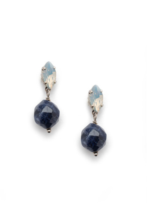 Sorrelli- NIGHT FROST- Rita Dangle Earrings~ EEU8ASNFT