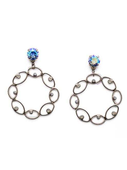 Sorrelli- NIGHT FROST- Indie Statement Earrings~ EEU12ASNFT