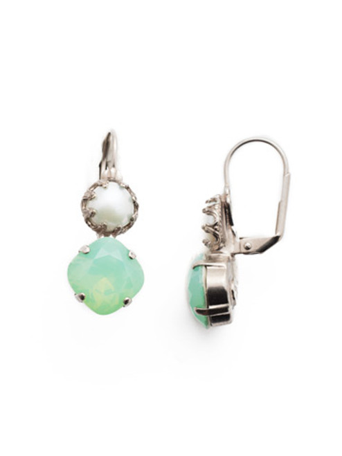 Sorrelli- NIGHT FROST- Caterina Dangle Earrings~ EES11ASNFT