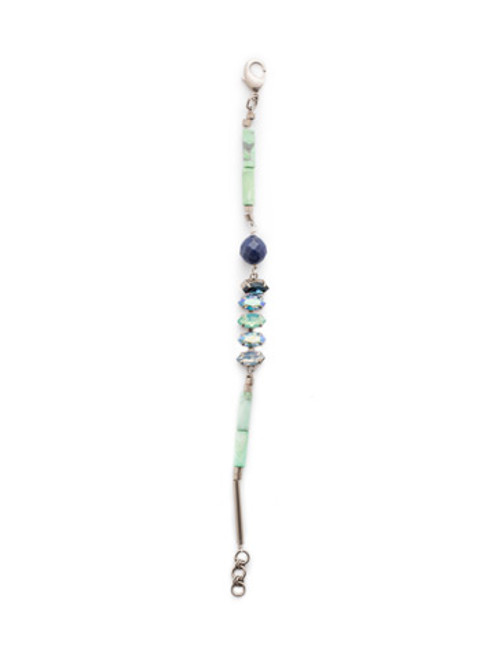 Sorrelli NIGHT FROST- Rita Tennis Bracelet~ BEU8ASNFT