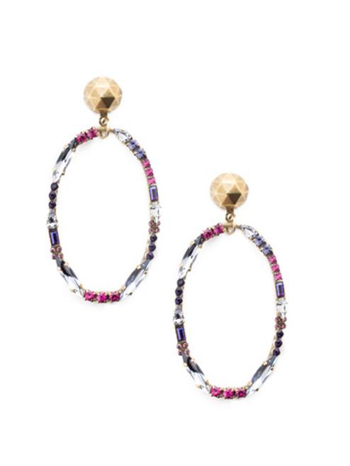 Sorrelli DUCHESS - Ruth Statement Earrings~ EEU5AGDCS