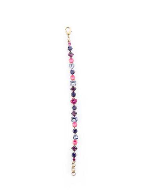 Sorrelli DUCHESS - Sedge Tennis Bracelet~ BDX1AGDCS