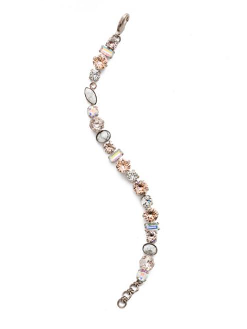 Sorrelli SILKY CLOUDS - Constantia Classic Bracelet~ BDR16ASSCL