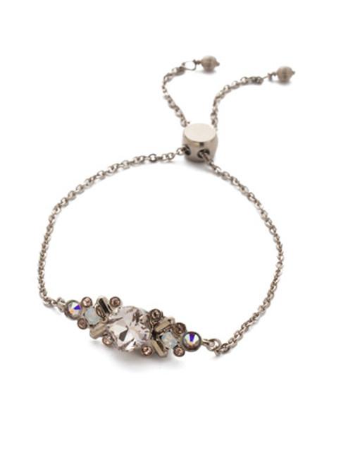 Sorrelli SILKY CLOUDS - Rosina Slider Bracelet~ BEA30ASSCL