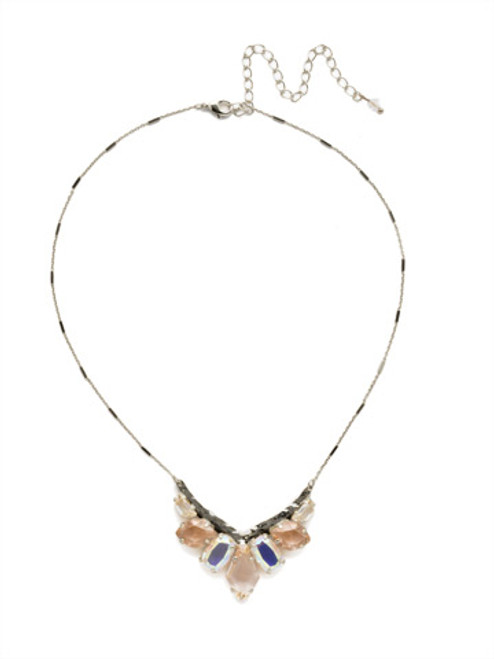 Sorrelli SILKY CLOUDS - To The Point Necklace~ NDK28ASSCL