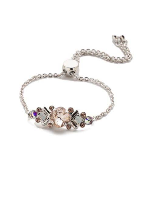 Sorrelli SILKY CLOUDS - Rosina Slider Bracelet~ BEA30RHSCL