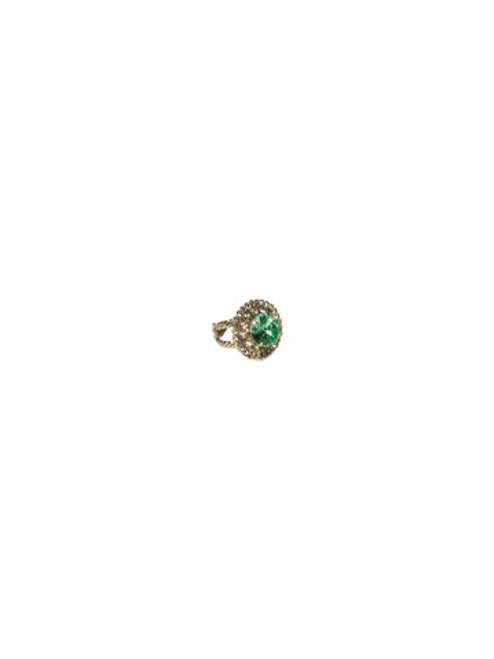 Sorrelli ATLANTIS- Dazzling Digits Crystal Ring~ RCN1ASAT