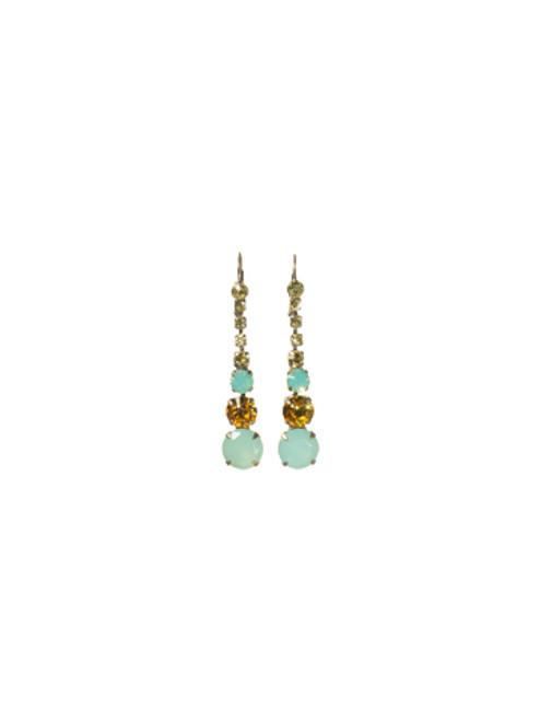 Sorrelli ATLANTIS- Dripping With Crystals Earrings~ ECM39ASAT