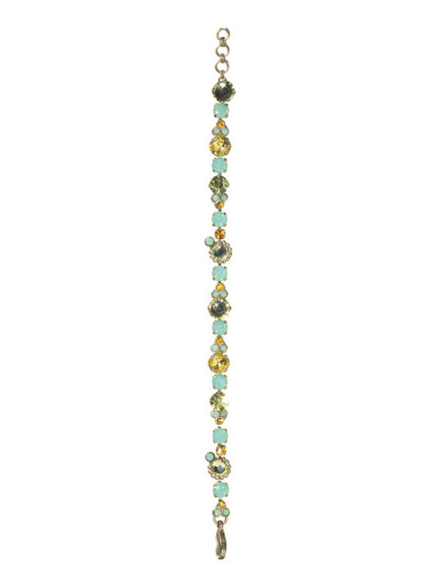 Sorrelli ATLANTIS- Crystal Confetti Bracelet~ BCJ11ASAT