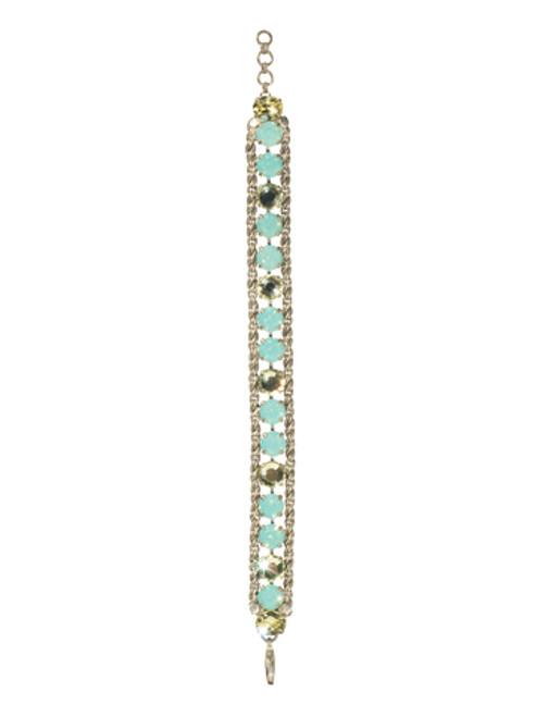 Sorrelli ATLANTIS- Radiant Ropes Bracelet~ BCM3ASAT