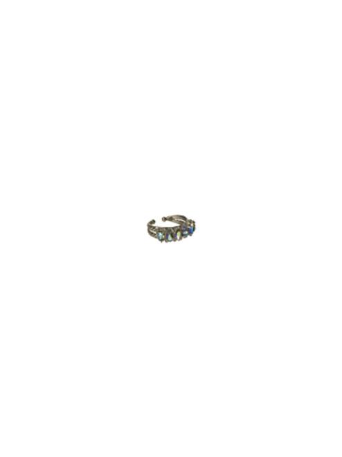 SORRELLI- RHAPSODY CRYSTAL RING- RCK6ASRHP