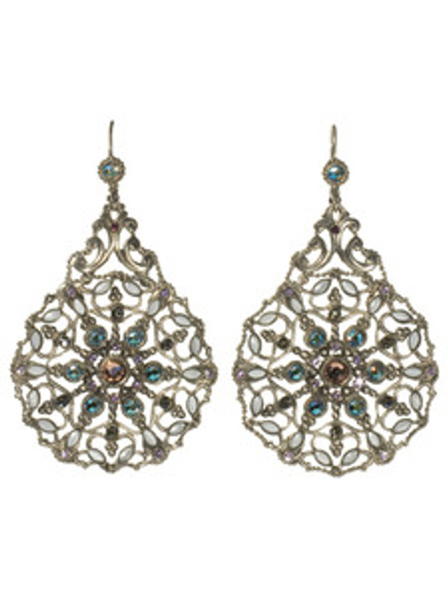 SORRELLI RHAPSODY DREAM CATCHER EARRINGS -EBX25ASRHP