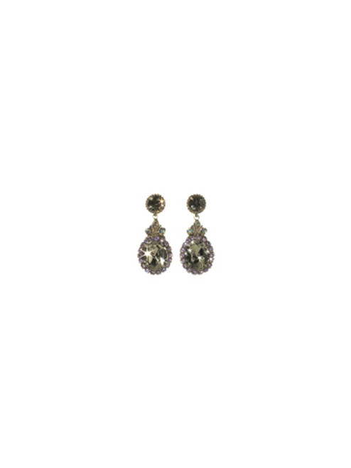 SORRELLI- RHAPSODY CRYSTAL EARRINGS-ECJ2ASRHP