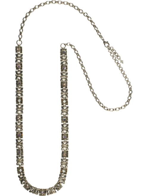 SORRELLI- RHAPSODY SWAGGER WITH SPARKLE NECKLACE- NCN4ASRHP