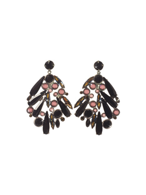 Sorrelli AFTER MIDNIGHT- Life of the Party Earrings~ ECN27ASAFM