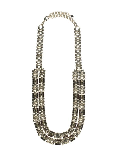 Sorrelli AFTER MIDNIGHT- Eye Catching Elegance Necklace~ NCN7ASAFM