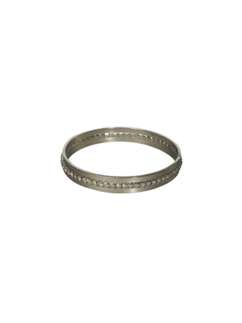 SORRELLI CONCRETE JUNGLE CRYSTAL BANGLE BRACELET- BCM31ASCJ