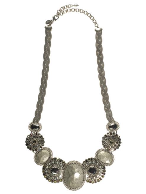 Sorrell Concrete Jungle Bold Elegant Bib Necklace-NCM11ASCJ