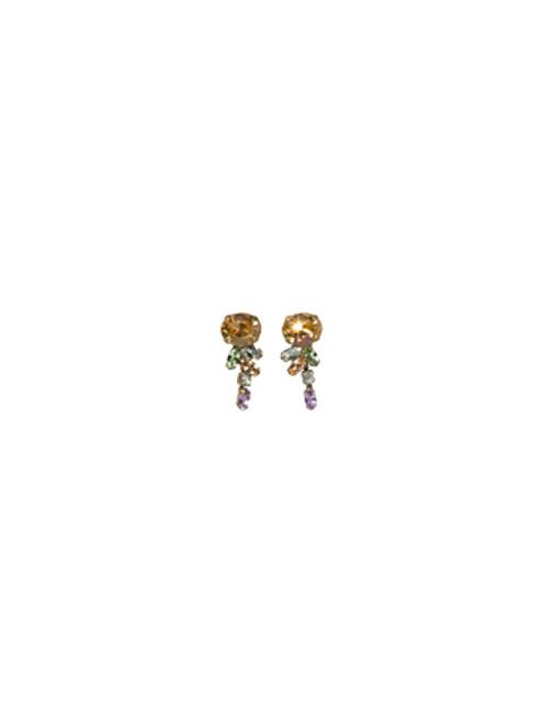 Sorrelli Sweet Dreams -Dragonfly Post Earrings~ EBN36AGSWD