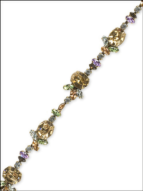 Sorrelli Sweet Dreams Crystal Bracelet` BBN36AGSWD