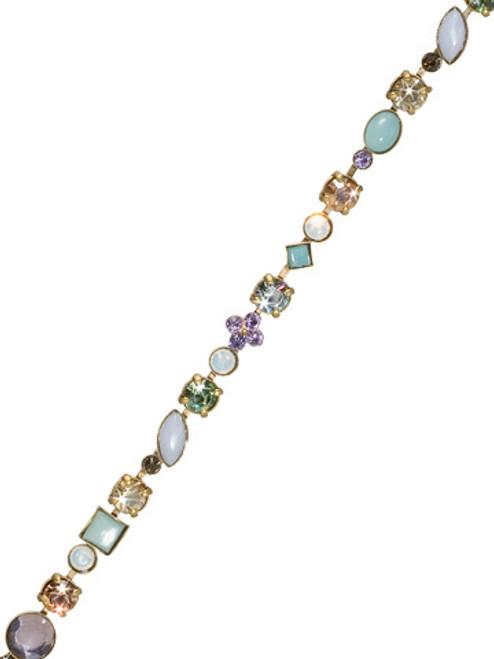 Sorrelli Sweet Dreams Crystal Bracelet BAQ3AGSWD