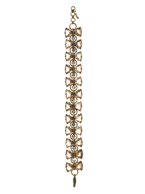 Sorrelli Andalusia- Bow Tie Bracelet~ BCL6AGAND
