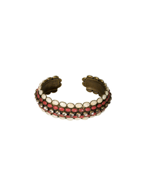 Sorrelli Andalusia- Sugary Sweet Cuff Bracelet~ BCL3AGAND