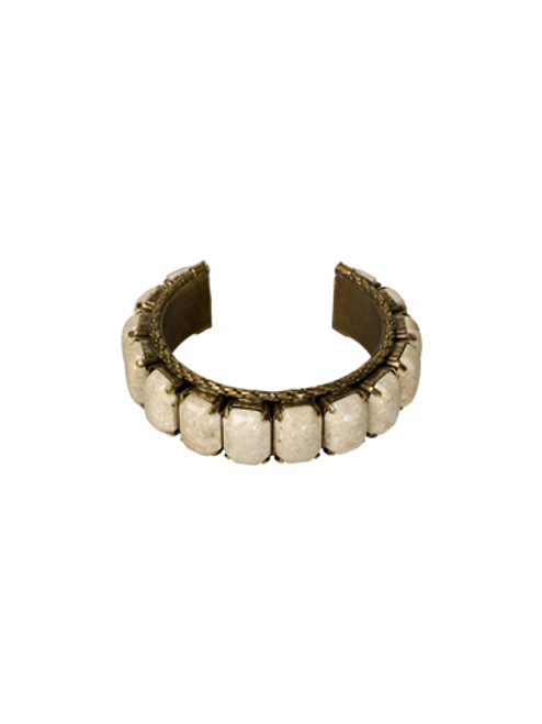 Sorrelli Andalusia- Set In Stone Cuff Bracelet~ BCL17AGAND