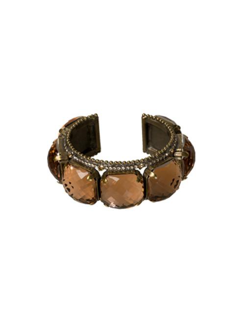Sorrelli Andalusia- Kaleidoscope Cuff Bracelet~ BCL18AGAND