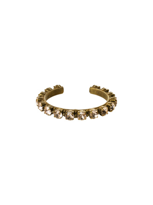 SORRELLI ANDALUSIA CRYSTAL BRACELET BCL23AGAND