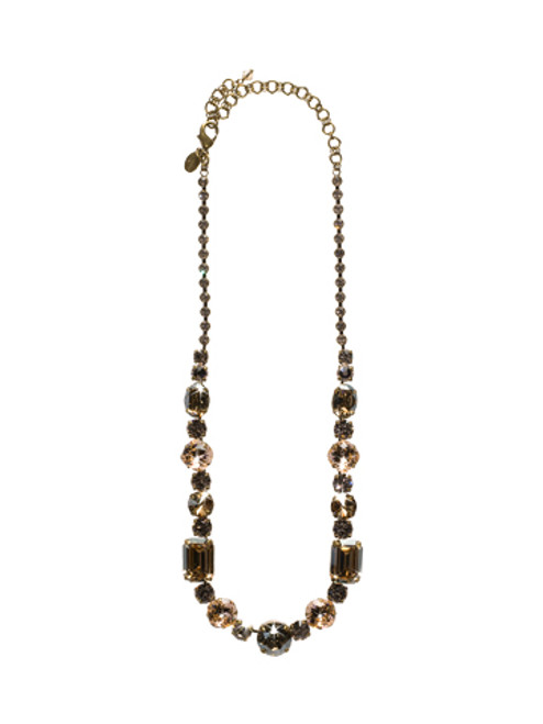 Sorrelli Andalusia- Treat Yourself Necklace~ NCL12AGAND