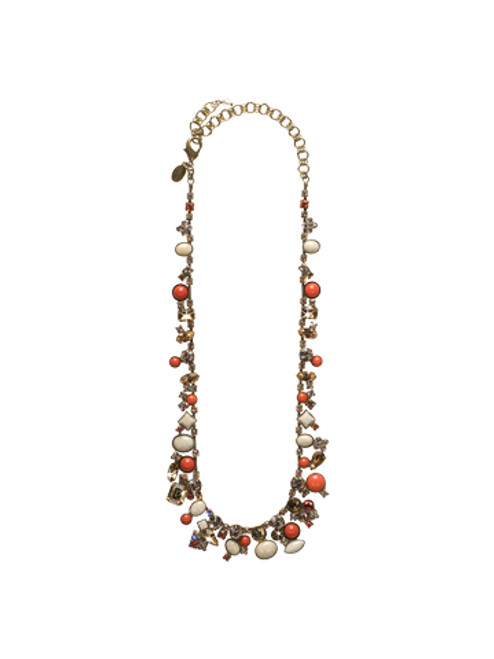 Andalusia Crystal Necklace