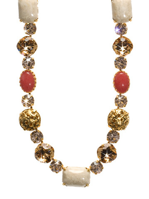 Sorrelli Andalusia- On The Edge Necklace~ NCL4BGAND