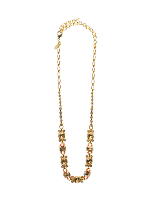 Sorrelli Andalusia- Punctuated Glamour Necklace~ NCL15BGAND