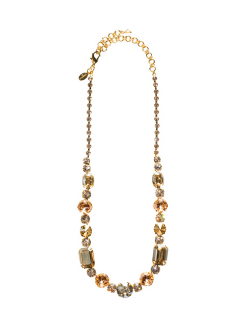 Sorrelli Andalusia- Treat Yourself Necklace~ NCL12BGAND