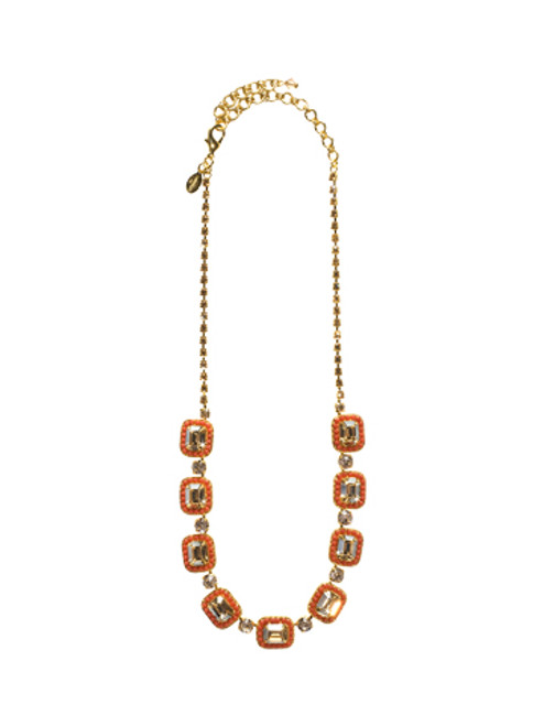 Sorrelli Andalusia- Love All Around Necklace~ NCL16BGAND