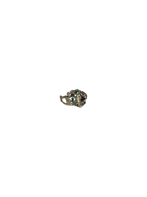 *Made To Order* Sorrelli Emerald City Crystal Ring-RCJ19ASEMC