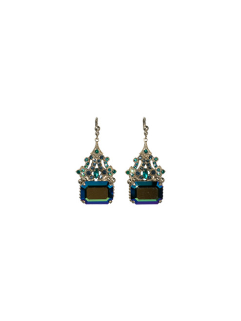 **SPECIAL ORDER**SORRELLI EMERALD CITY CRYSTAL EARRINGS