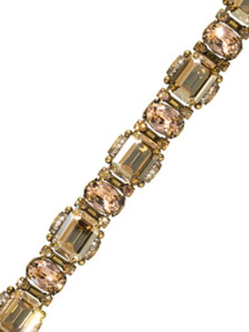 Special Order Sorrelli Raw Sugar Crystal Bracelet BCK4AGRSU