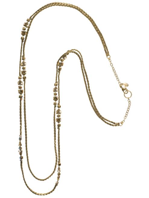 Sorrelli Raw Sugar Crystal Necklace full