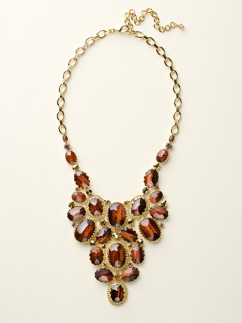 GOLD LEAF NECKLACE BY SORRELLI