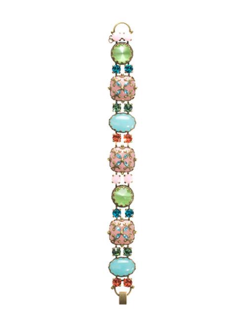 Sorrelli Happy Birthday Swarovski Crystal Bracelet