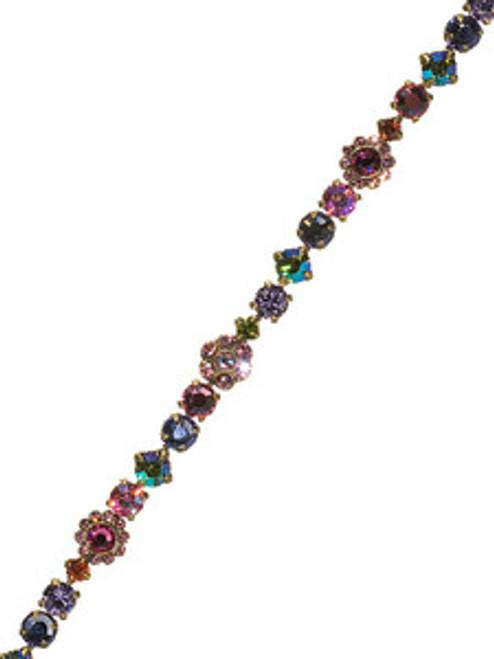 Sorrelli Coneflower Crystal Bracelet BBE2AGCF